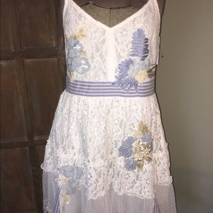 Guess lace and tulle sundress